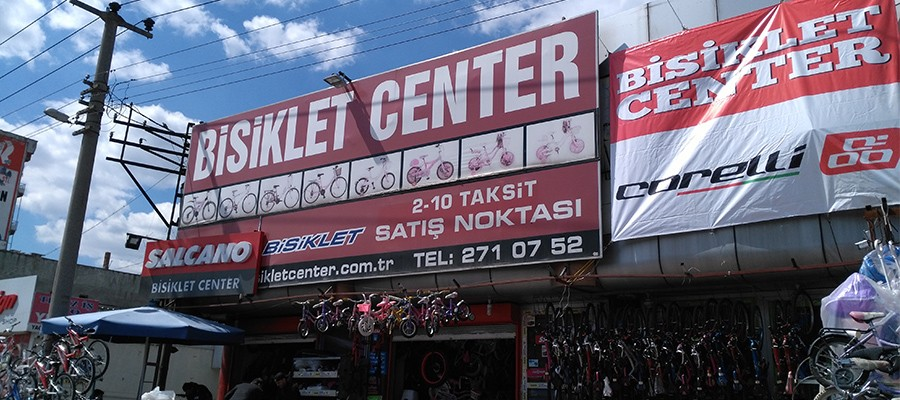 Bursa Bisiklet Center