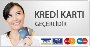 Kredi Kartı geçerlidir